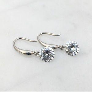 Jewelry - Crystal Dangle Earrings